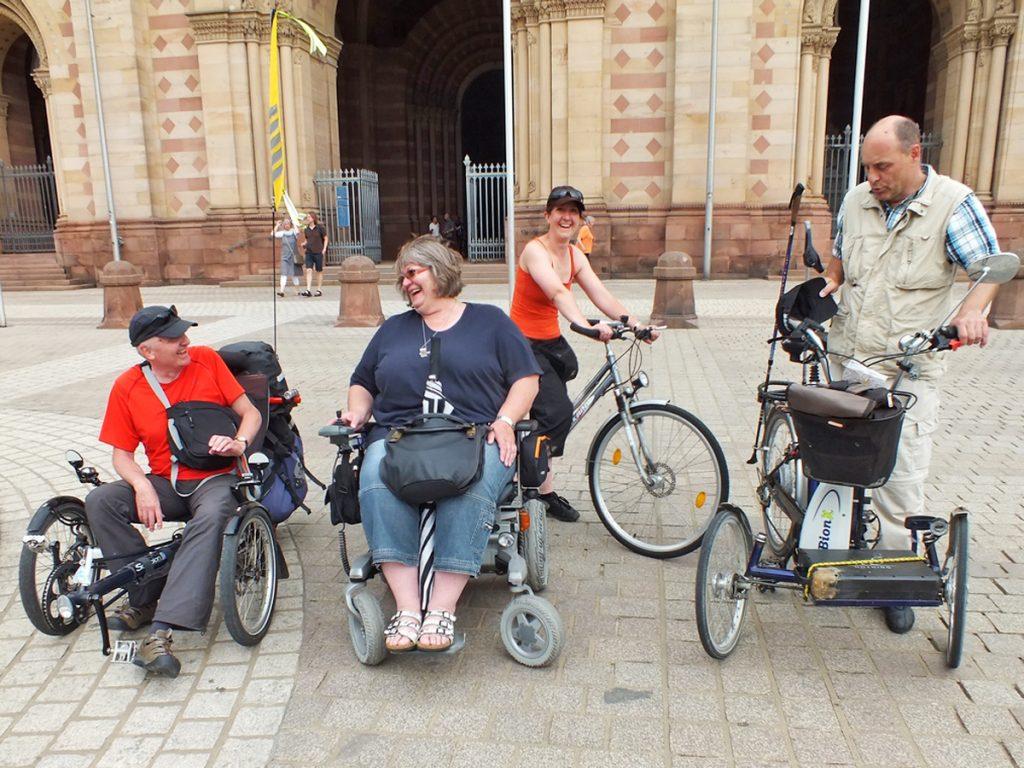 radfahrlust-Tour 2012: Sterne von Speyer