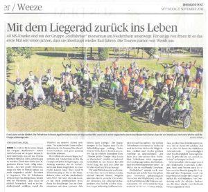Rheinische Post, 21.09.2016