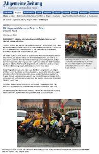 Allgemeine Zeitung, 24.06.2011