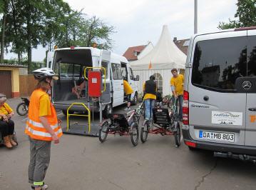 radfahrlust-Tour 2011: Kaiserdome-Tour