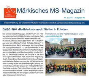 Märkisches MS-Magazin, Ausgabe 09