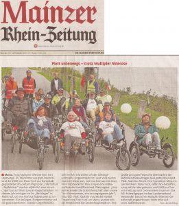 Mainzer Rhein-Zeitung, 20.09.2013
