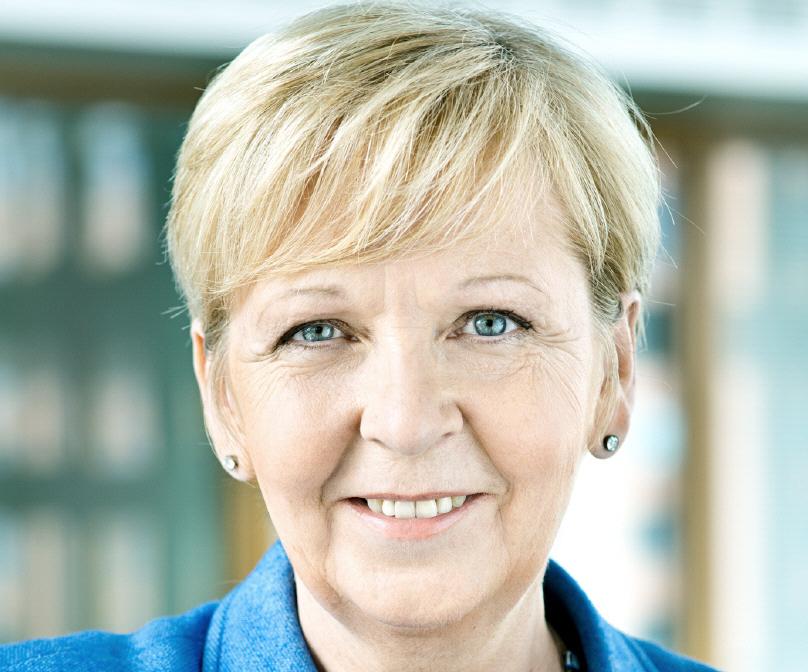 Schirmherrin: Hannelore Kraft