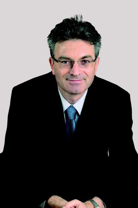 Schirmherr 2014: Dr. Dieter Salomon