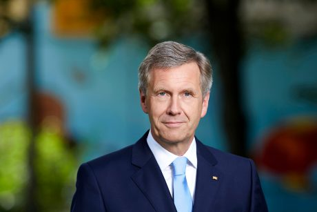 Schirmherr 2017: Bundespräsident a.D. Christian Wulff