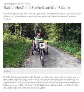 SWR Fernsehen Landesschau aktuell Baden-Württemberg, 11.09.2014