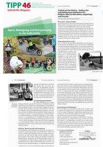 TIPP 46 Selbsthilfe-Magazin