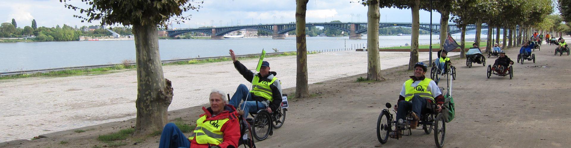 radfahrlust-Tour 2013: Mainz