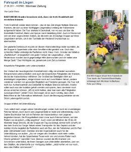 Wormser Zeitung, 27.06.2011
