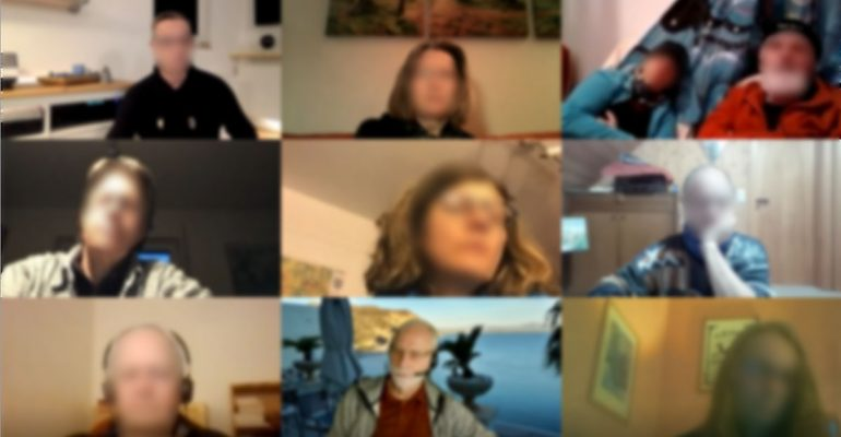virtuelles radfahrlust-Nikolaus-Treffen